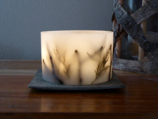 Hurricane Candle