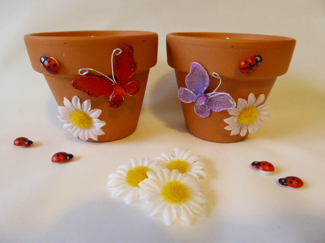 Terracotta Pot Soya Candles