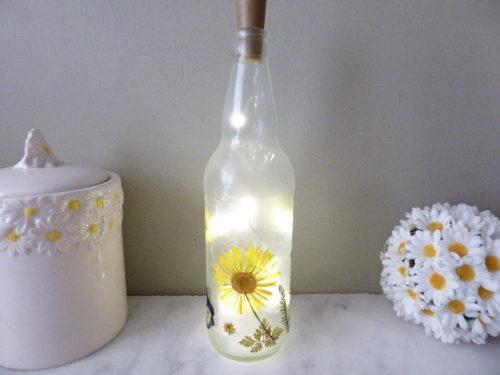 Fairy Light Bottles